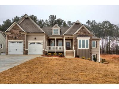 Bartow County Single Family Home For Sale: 17 Riverview Trail