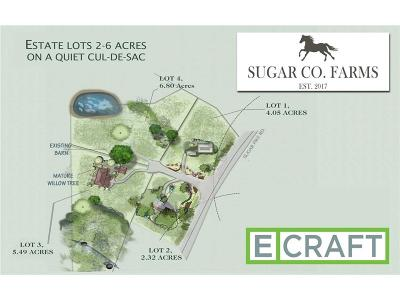 Residential Lots & Land For Sale: Lot 1 Sugar Pike Road