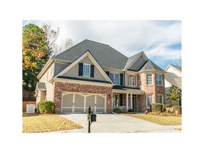 Grayson Single Family Home For Sale: 1733 Sweet Barley Way