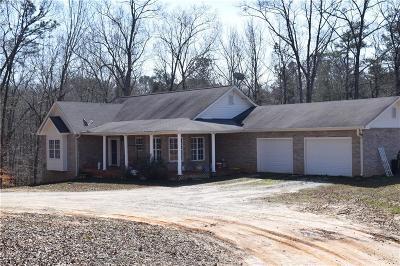 Canton Single Family Home For Sale: 295 Josie Lane