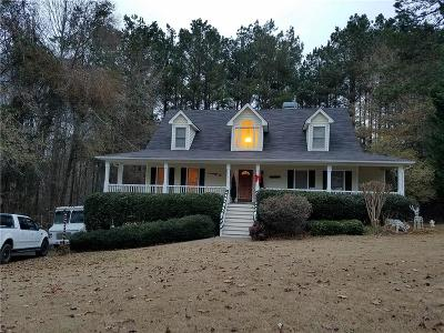 Carroll County, Coweta County, Douglas County, Haralson County, Heard County, Paulding County Single Family Home For Sale: 237 Whitby Drive
