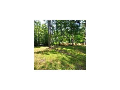 Coweta County Residential Lots & Land For Sale: 24 Woodlane Drive