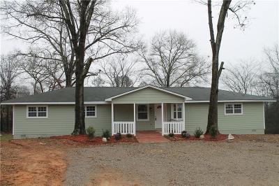 Calhoun Single Family Home For Sale: 192 Cardinal Boulevard SE