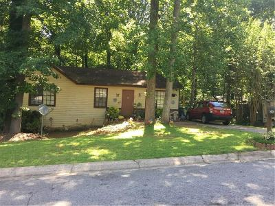 Gwinnett County Single Family Home For Sale: 5350 Nathan Drive NW