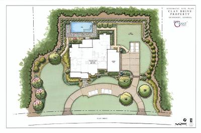 Sandy Springs Residential Lots & Land For Sale: Clay Drive