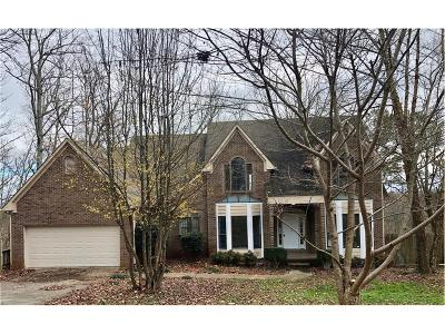 Bartow County Single Family Home For Sale: 135 Tower Ridge Road NW