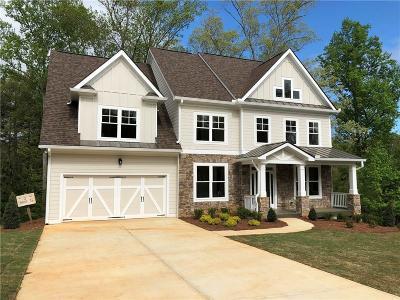 Dallas Single Family Home For Sale: 46 Beech Trail