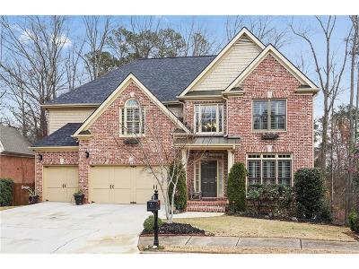 Marietta Single Family Home For Sale: 2214 Blackwell Chase Court