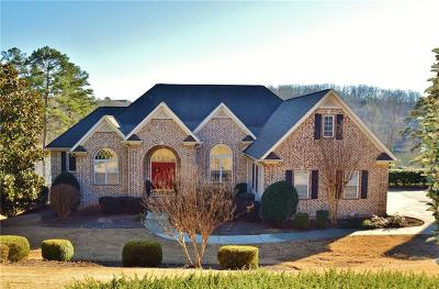 Single Family Home For Sale: 4249 Tall Hickory Trail
