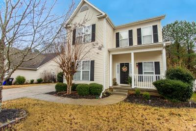 Single Family Home For Sale: 224 Turnbridge Circle