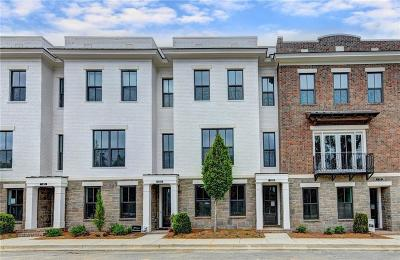 Alpharetta Condo/Townhouse For Sale: 125 Martin Run