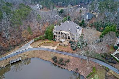 Roswell Single Family Home For Sale: 11140 West Road