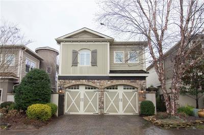 Woodstock Single Family Home For Sale: 324 Gray Shingle Lane