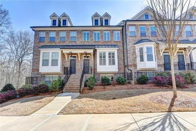 Forsyth County Condo/Townhouse For Sale: 7920 Willoughby Court