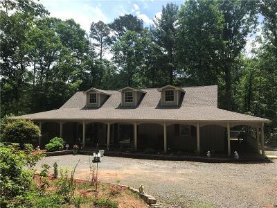 Jasper Single Family Home For Sale: 45 W Laurel Trace