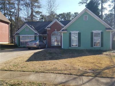 Single Family Home For Sale: 2758 Loral Pines Drive