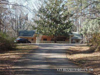 Henry County Single Family Home For Sale: 1921 Fisher Drive