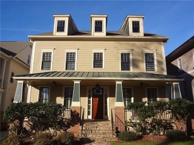 Smyrna Single Family Home For Sale: 4256 Weaver Street SE