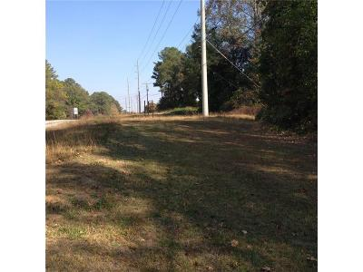 Dallas Residential Lots & Land For Sale: Villa Rica Highway