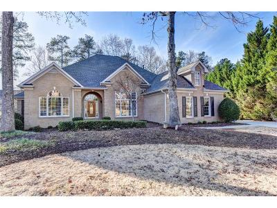 Snellville Single Family Home For Sale: 2249 Bright Water Drive