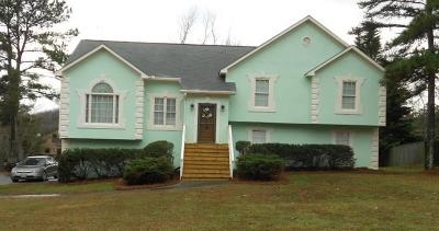 Cartersville Single Family Home For Sale: 17 Bramblewood Point SW