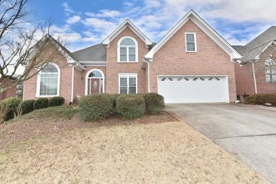Alpharetta  Single Family Home For Sale: 5440 Vicarage Walk