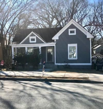 Atlanta GA Single Family Home For Sale: $155,000