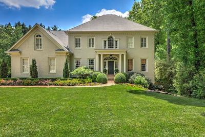 Atlanta GA Single Family Home For Sale: $1,800,000