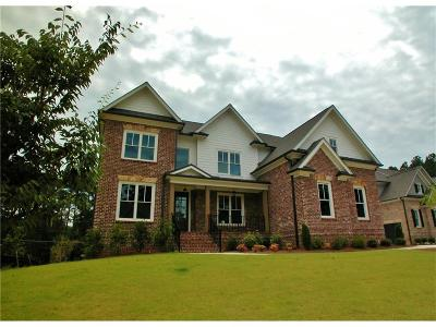 Peachtree Corners Single Family Home For Sale: 3856 Scotts Mill Run
