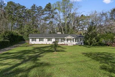 Single Family Home For Sale: 636 Bouldercrest Drive SW