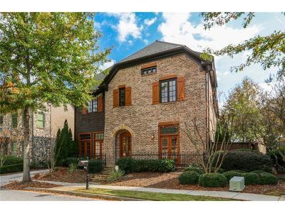 Smyrna Single Family Home For Sale: 618 Concord Lake Circle SE