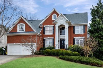 Marietta Single Family Home For Sale: 3558 Woodshire Trail