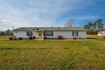 Griffin Single Family Home For Sale: 88 Oak Drive