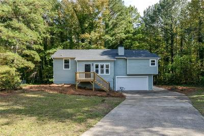 Powder Springs Single Family Home For Sale: 808 Emerald Chase