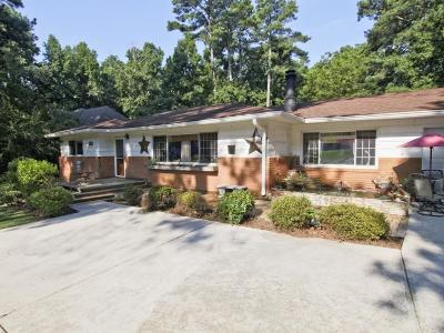 Smyrna Single Family Home For Sale: 4180 King Springs Road