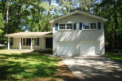Lilburn Single Family Home For Sale: 4372/4 Burns Road NW