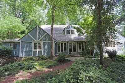 Sandy Springs Single Family Home For Sale: 7940 Innsbruck Drive