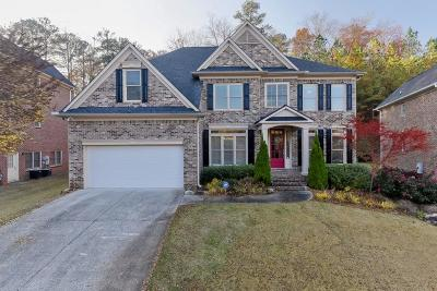 Mableton Single Family Home For Sale: 5522 Highland Preserve Drive