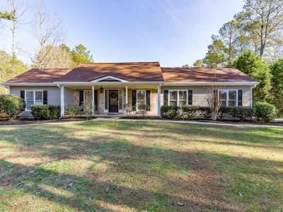 Snellville Single Family Home For Sale: 4280 Lenora Church Road