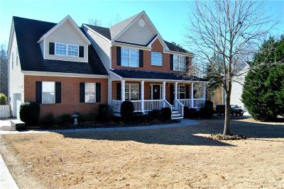 Dacula Single Family Home For Sale: 2741 Michelle Lee Drive