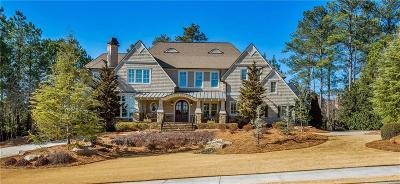 Suwanee Single Family Home For Sale: 923 Little Darby Lane