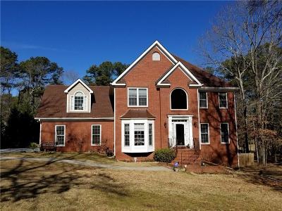Snellville Single Family Home For Sale: 2865 Jon Lee Drive