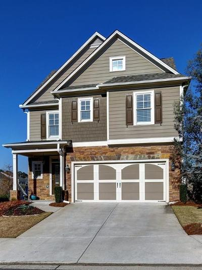 Woodstock Single Family Home For Sale: 301 Cornerstone Trace