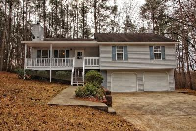 Jasper Single Family Home For Sale: 192 Magnolia Station