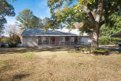 Single Family Home For Sale: 5550 Feldwood Road