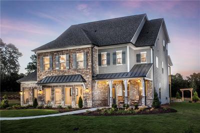Alpharetta Single Family Home For Sale: 705 Pressing Drive