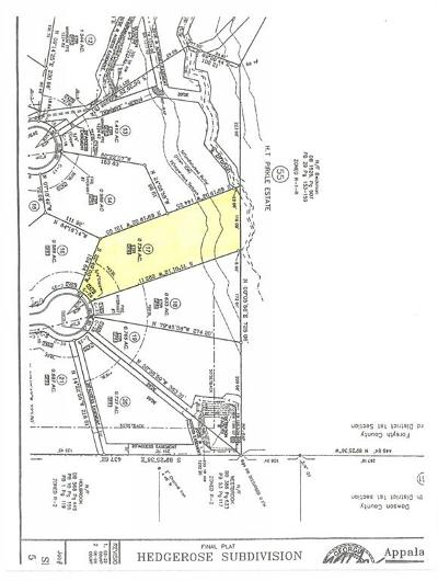 Cumming Residential Lots & Land For Sale: 7475 Hedgerose Drive