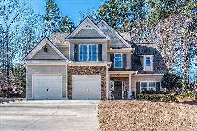 Alpharetta Single Family Home For Sale: 1105 S Bethany Creek Drive S