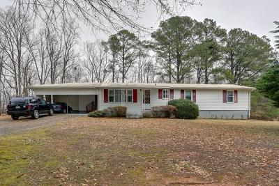 Milton Single Family Home For Sale: 14415 Phillips Circle