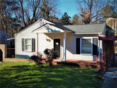 Brookhaven Single Family Home For Sale: 2804 Skyland Drive